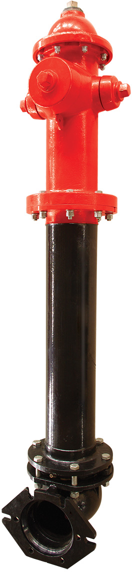 UL FM Dry Barrel Pillar Fire Hydrant | Apc Valves